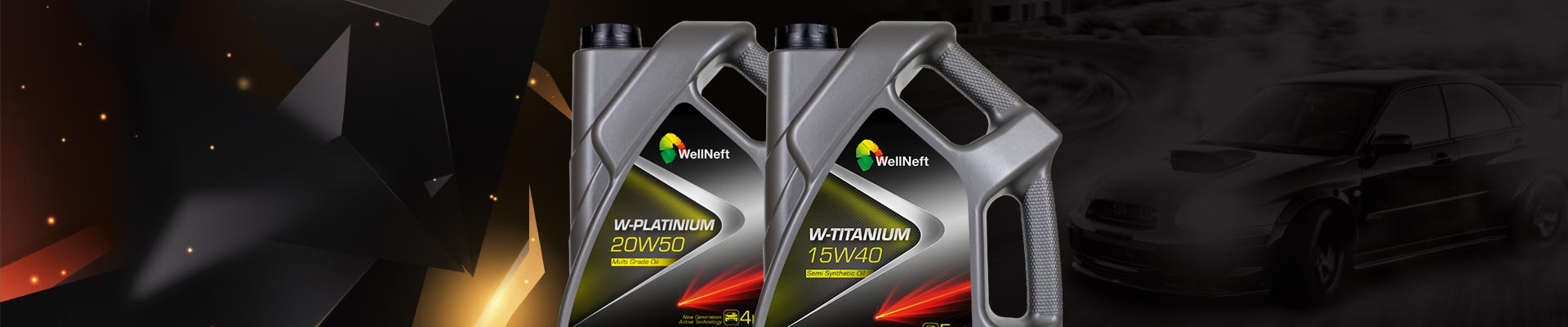 WELLNEFT LUBRICANTS
